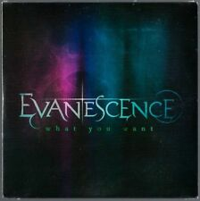 Evanescence - What You Want (2011)  *** neu / OVP / in Folie ***