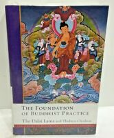 The Foundation of Buddhist Practice Volume 2 Hardcover by Dalai Lama XIV
