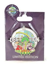 NEW Disney Parks D23 Destination Attraction Rewind Vegetable Garden Pin