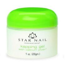 Star Nail UV  Calcium Kapping gel with  28g (1oz)  Clear 897