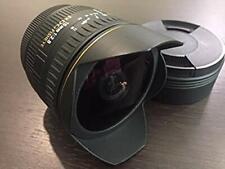 Sigma Single-Focus Fisheye Lens 15Mm F2.8 Ex Dg Diagonal Fisheye For Canon Diago