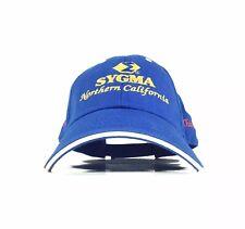SYGMA Northern California Think / Be Safe Baseball Cap Hat Adj. Men's Size