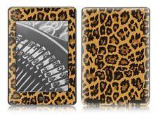Leopardenmuster Aufkleber Schutz für Amazon Kindle Touch Leopard UK