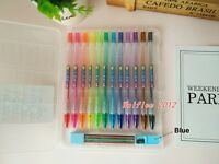 12 colors M&G 2.0mm Mechanical pencils with Pencil lead&sharpener in Plastic box