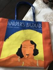 Estee Lauder Harper's Ferry Southern Resorts 1932 Tote Bag Handbag Beach NEW