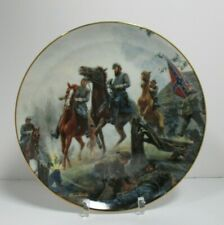 Jackson and Lee: Legends in Gray Jackson At Antietam Mort Kunstler Plate W/Bx