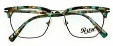 PERSOL RX Eyeglass Tailoring Edition Frame PO3196V 1070  Blue Tortoise 51mm
