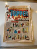 The Topper and Buzz, Newspaper Comics from London, 1975
