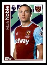 Merlin Premier League 2017 - West Ham United Mark Noble No.337