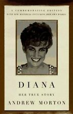 Diana: 1961-1997 Her True Story by Andrew Morton, Good Book