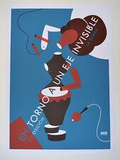 "Ten Cuban Serigraphs Posters.Dancers Art PORTFOLIO""La Rumba""Only 50 made.SIGNED!"