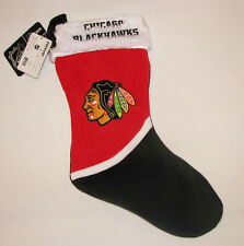 Chicago Blackhawks Christmas Stocking