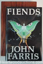 Fiends by John Farris (Signed)(Limited Edition)- High Grade