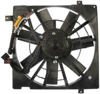 Auxiliary Fan Assembly For 1994-1998 Saab 9000 1996 1995 1997 Dorman 621-250