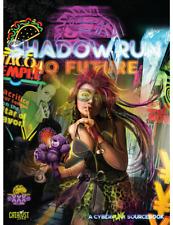 Shadowrun 6th Edition No Future NEW