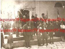 SAN SEVERO_FASCISMO_FASCIO  -  Fotografia manifestazione fascista