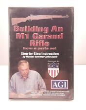 M1 Garand Build From Parts Set Gunsmithing Dvd Agi Video Gunsmith M-1