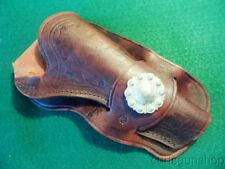 OLD WEST STYLE SAA MEXICAN DROP HOLSTER W/ CONCHO