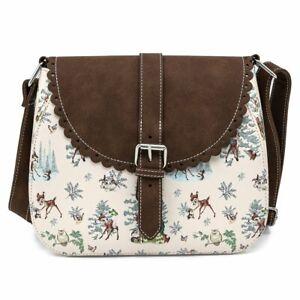 Loungefly x Disney Bambi Forest Crossbody Bag