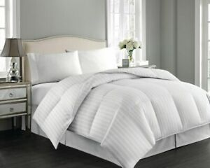 """Hotel Grand Luxury King / CAL King Size White Goose Down Comforter 108"""" x 98"""""""