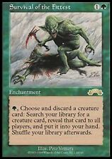 Survival of the Fittest Exodus Exo Magic MTG Comme neuf Card
