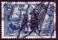 DEUTSCHES REICH Mi. #79A scarce used Germania stamp! $155.00
