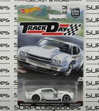 HOT WHEELS 2016 Car Culture Case D Track Day 1970 CHEVROLET Chevy CHEVELLE #3/5