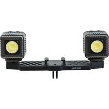 Lume Cube 1500 Lumen Led-Licht Dual Set für GOPRO - Grau