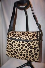Vera Bradley LEOPARD Stay Cooler Insulated Lunch BAG NWT FREE SHIP