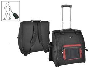 Akkordeon Tasche Trolley Bag Rucksack alle Größen stabil leicht wetterbeständig
