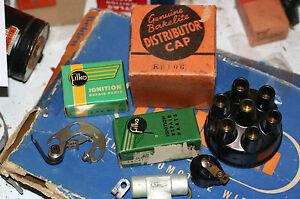 1928 1929 1930 1931 1932 PONTIAC DISTRIBUTOR CAP TUNE UP KIT
