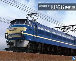 AOSHIMA Electric locomotive EF66 latter term model 1/45 MODEL KIT FROM JAPAN