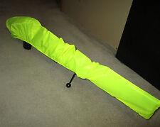 Gehmann #287 Universal Waterproof rifle slip cover Day Glow Yellow