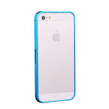iPhone 4/4s & 5/5s Metal Frames Cases Blue & Pink ❤Aus❤
