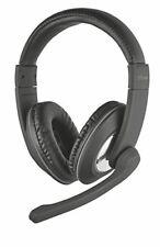 Trust Reno Cuffie Over-ear con Controllo Volume integrato e Microfono (f9b)