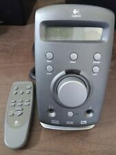 Logitech Z680 Volume Controller Master Sound Control and Remote Control