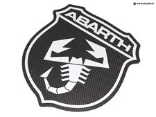 MOUSE PAD ABARTH CARBON