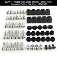 Stainless Fairing Cowl Bolts Kit Fit For BMW K1200GT 2006-2009 K1300GT 2009-2013