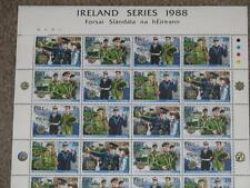 Ireland Mini Sheet Scott# 723-26, MNH