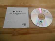 CD POP Autolux-Here comes everybody (1) canzone PROMO full time HOBBY