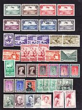 LUXEMBURG. 1931-39. MINT & USED LOT.