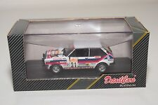 . DETAILCARS DETAIL CARS 506 FORD FIESTA MKI MK1 RALLY WHITE MINT BOXED