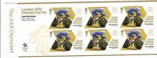 2012 LONDON OLYMPICS UNISSUED NELSON STAMP SHEET OF 6