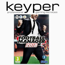 Football Manager 2018 STEAM Key Code PC Download FM 18