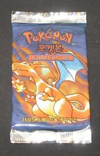 Pokemon Cards - UNLIMITED Korean Base Set Booster Pack - Sealed Charizard Art
