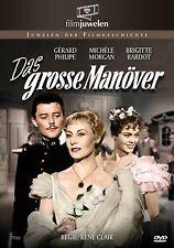 Das große Manöver (Brigitte Bardot, Gerard Philipe) DVD NEU + OVP!