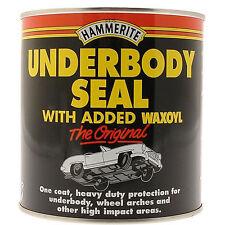 Hammerite Waxoyl Underbody Seal 2.5 L Litre Tin - 5092953 Wax Oil