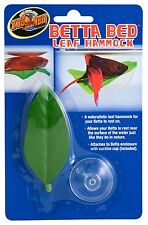 Zoo Med Floating Betta Bed Leaf Hammock,BL20E