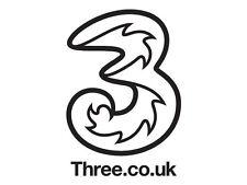 Prepaid SIM-Karte Three Mobile UK Großbritannien  England  / Aktivierung IPhone