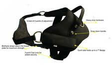 "Redline K9 Small Dual Purpose Dog Harness - Tracking & Protection Girth 27""-33"""